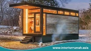 Desain Rumah Mungil yang Sedang Trend di Negara Berkembang