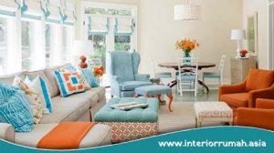 Kombinasi Warna Cat Interior Idaman Keluarga