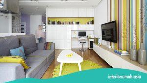 3 Desain Interior Rumah Mungil Yang Budget Murah 02
