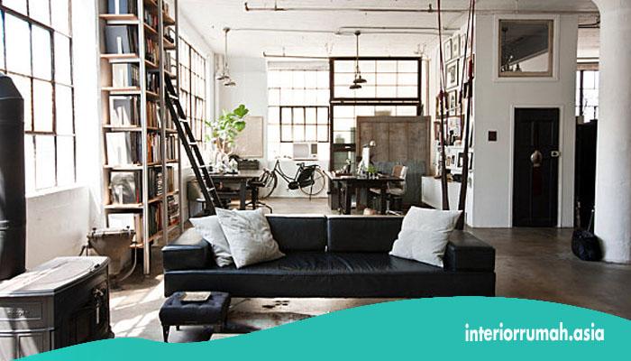 Desain Interior Rumah Yang Kekinian