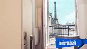 Ingin Memiliki Rumah Sebelah Menara Eiffel Ini Harganya