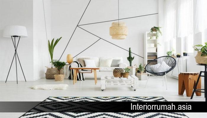 Siasati Ruang Terbatas dengan Gaya Skandinavia