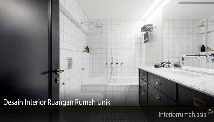 Desain Interior Ruangan Rumah Unik
