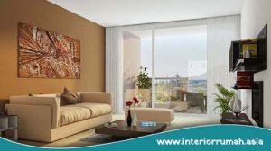 Tips Desain Interior Menggabungkan Ruang Tamu dan Ruang Keluarga