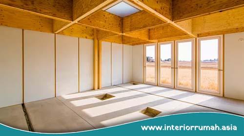 Triplek, Material Sederhana yang Memaksimalkan Interiror Rumah Anda