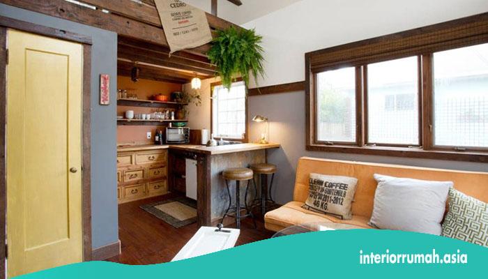 3 Desain Interior Rumah Mungil Yang Budget Murah