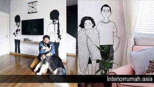 Beberapa Desain Unik Rumah Para Artis Indonesia Yang Kece