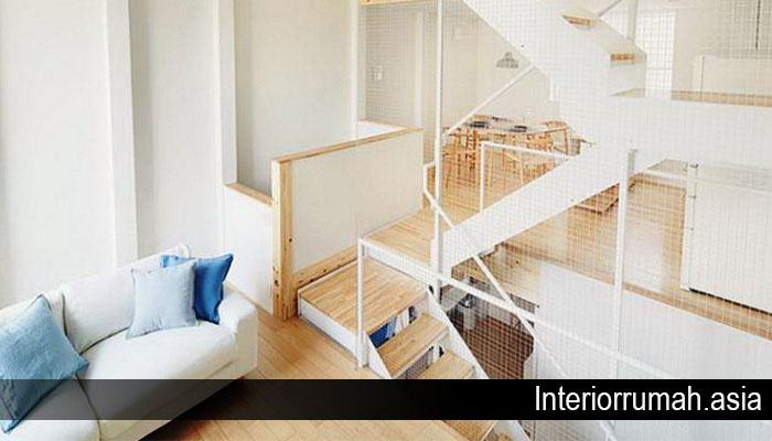 Desain Rumah Minimalis Ala Jepang yang Memecahkan Permasalahan Lahan Sempit