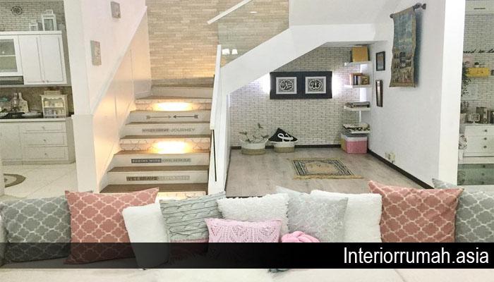 Tips Dan Trik Dekorasi Pastel Rumah ala Konsultan Interior Ditte Halide