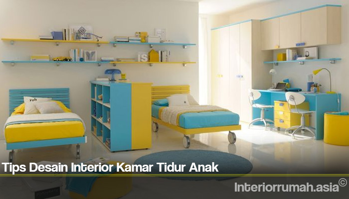 Desain Kamar Tidur Anak Perempuan Minimalis Sederhana Interior Rumah