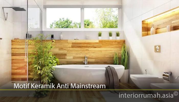 Motif Keramik Anti Mainstream