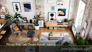 Prinsip Wabi Sabi Desain Rumah Jepang