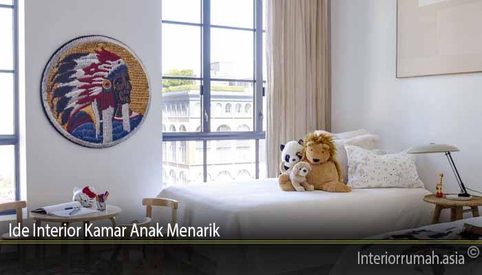 Ide Interior Kamar Anak Menarik
