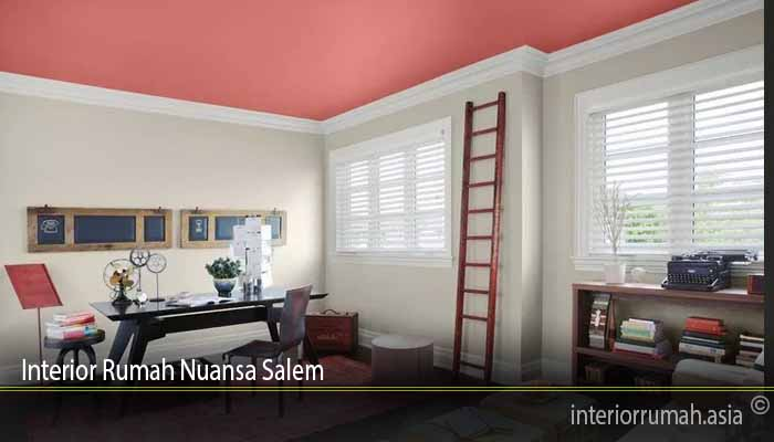 Interior Rumah Nuansa Salem