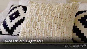 Dekorasi Kamar Tidur Rajutan Anak