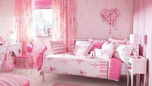 Inspirasi Desain Interior dengan Warna Pink